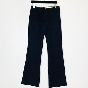 Theory | Cotton Flare Pants